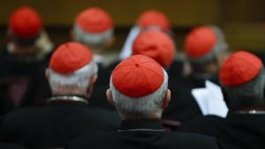 Papst Franziskus ernennt 20 neue Kardinäle