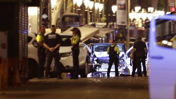 Terror in Spanien
