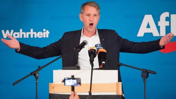 Ist Björn Höcke ein Nazi?