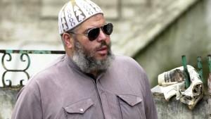 Abu Hamsa an Amerika ausgeliefert