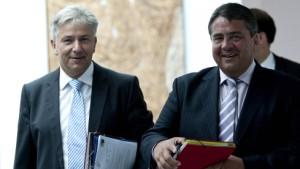 Zwist in der SPD über Reichensteuer