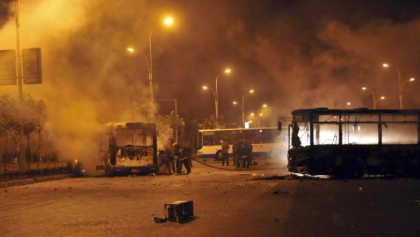 Mindestens 156 Tote bei Gewaltausbruch in Uiguren-Region