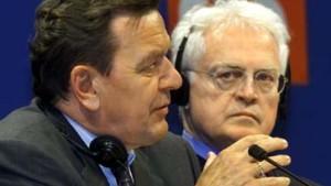 Parteibürokrat Schröder