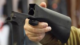 Politiker erwägen Verschärfung des Waffengesetzes
