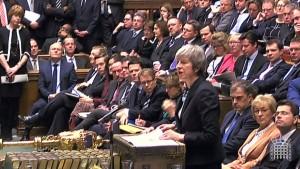 Brexit-Abstimmung wird verschoben