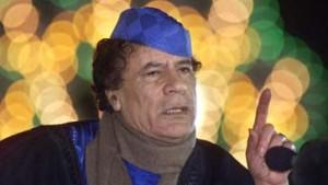 Gaddafis Reue