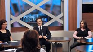 Sarkozy: Stoisch, kämpferisch und volksnah