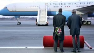 Westerwelle und Ashton loben amerikanisches Dialogangebot