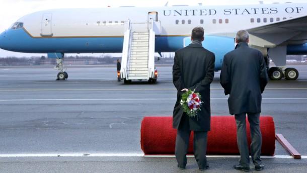 US-Vizepräsident Biden in Berlin