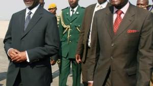 Mugabe und Tsvangirai einig über Machtteilung?