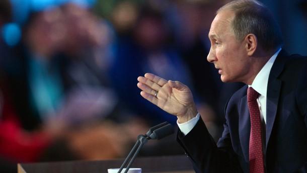 Putin verteidigt Adoptionsverbot für Amerikaner