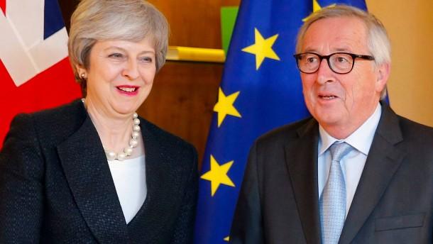 May will angeblich Aufschub von drei Monaten