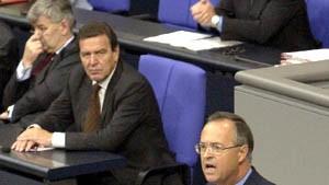 Der Bundestag streitet ums Geld