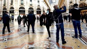 Schriller Streit zwischen Rom und den Regionen