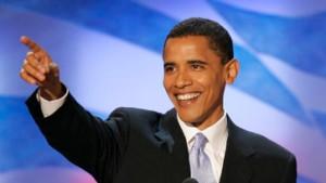 Obamas clintonesker Augenblick