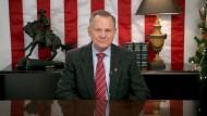 Roy Moore erkennt Wahlergebnis nicht an