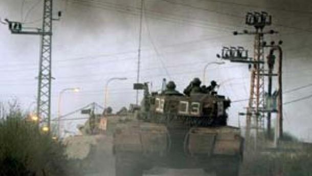 Israel ordnet Ausweitung der Bodenoffensive an