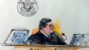 Arizona-Attentäter vor Richter