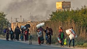 Kampf für Flüchtlinge