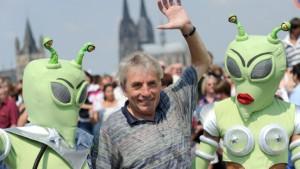 Verkehrte Welt in Köln