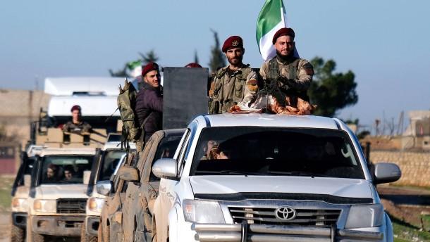 Russland und Türkei wollen stärker in Syrien kooperieren