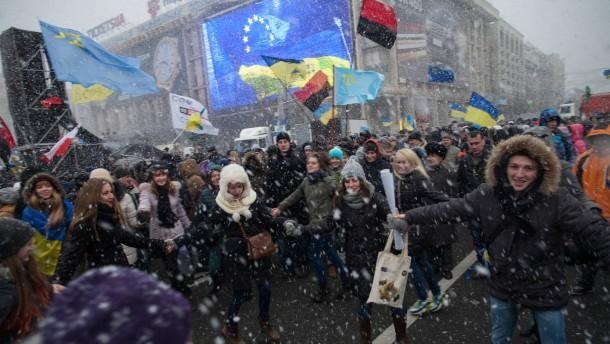 Noch ist die Ukraine nicht gestorben