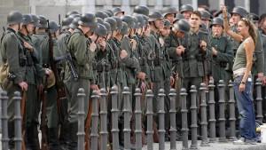 """""""Times"""" verwechselt Wehrmacht und Bundeswehr"""