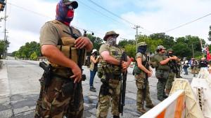 Amnesty fordert besseren Schutz von Protestierenden