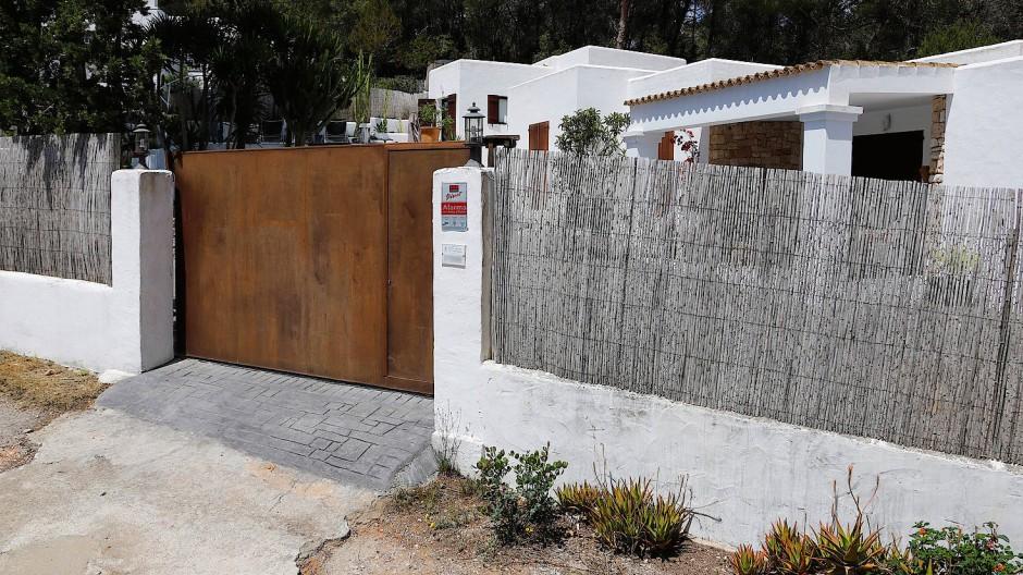 Ort des Geschehens: Vorkommnisse in dieser Finca auf Ibiza lösten 2019 den Sturz von Österreichs Regierung aus