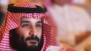 Der Drahtseilakt des saudischen Prinzen
