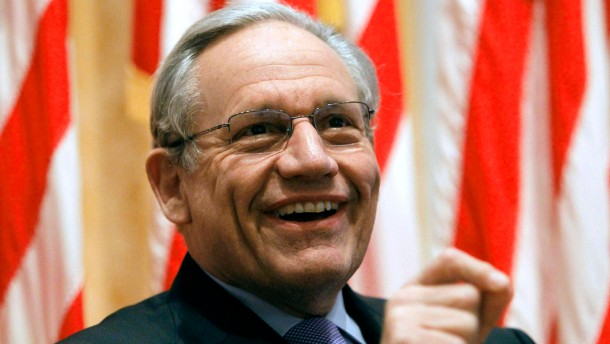File photo of Bob Woodward in Yorba Linda