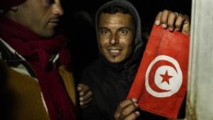 Tunesien lehnt Einmischung ab