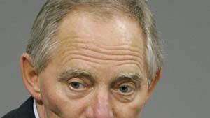 Schäuble will Antiterrorgesetze verschärfen