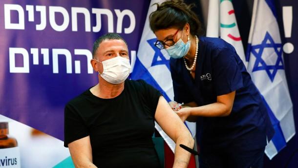 Wie schafft Israel das rasante Tempo beim Impfen?
