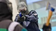 Polizisten erschossen 2014 sieben Menschen