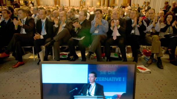 NPD will Anti-Euro-Partei unterwandern