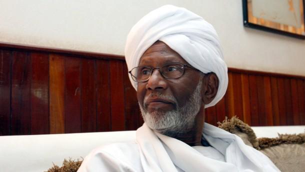 Wer war Hassan al Turabi?