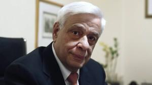 Syriza streitet über neuen Präsidenten Pavlopoulos