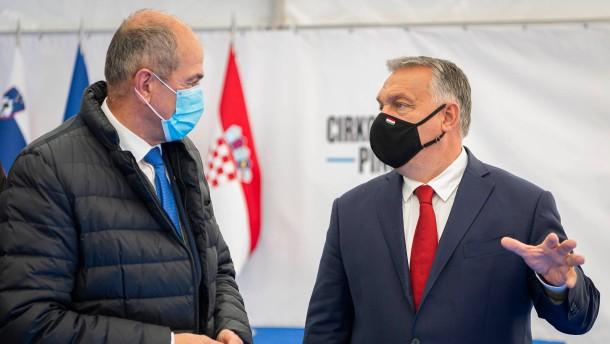 Viktor Orbán, ein ziemlich einsamer Held
