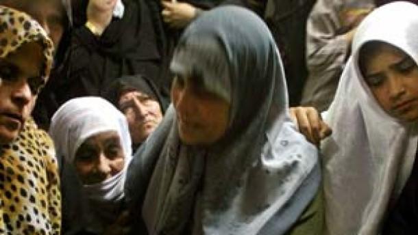 Wieder Gewalt im Gazastreifen - Israelischer Abzug in Gefahr