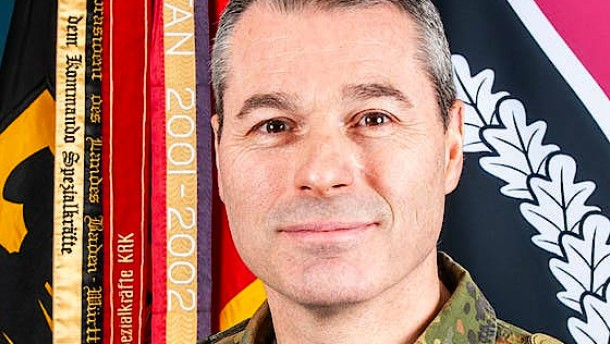Ermittlungen gegen KSK-Kommandeur Kreitmayr teils eingestellt