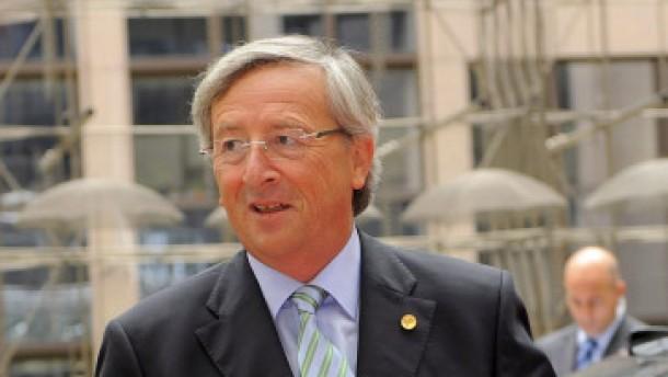 Bestätigung Junckers in Luxemburg erwartet