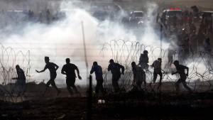 Israelische Soldaten töten vier Palästinenser bei Zusammenstößen