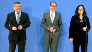 Berlin will die globale Ordnung aktiv mitgestalten