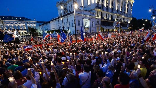 Europäischer Gerichtshof prüft Warschaus Justizsystem