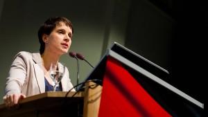 Frauke Petry spricht offen über Rückzug aus der AfD