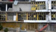 Taliban-Angriff auf deutsches Konsulat