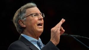 Bosbach wird CDU-Sicherheitsexperte im Wahlkampf