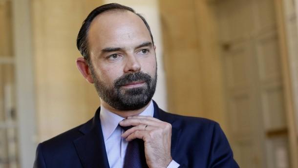 Macron ernennt Konservativen Philippe zum Premierminister