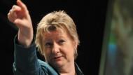 Zeigt Hannelore Kraft, wo es langgeht: Grünen-Fraktionschefin Sylvia Löhrmann